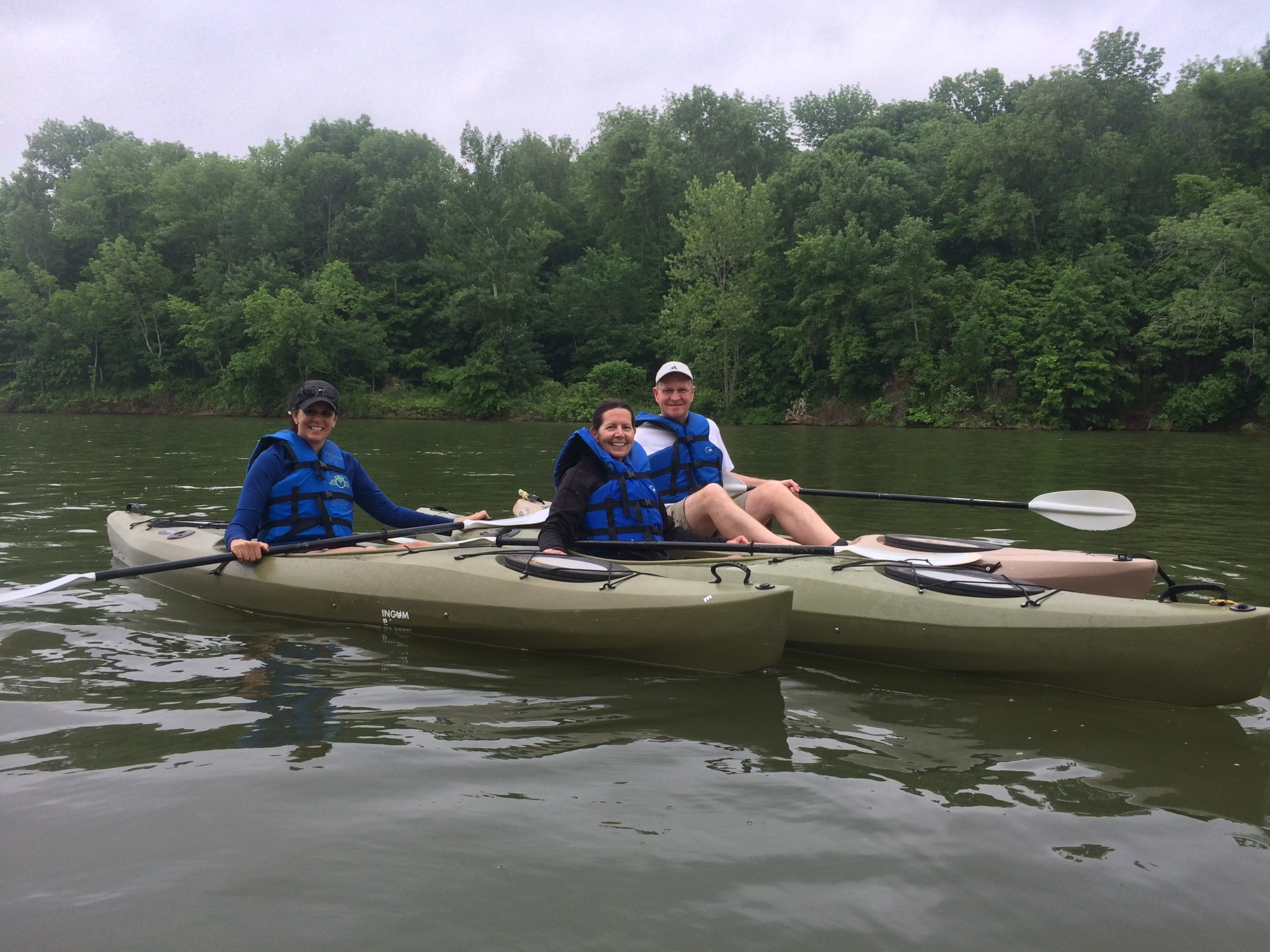 Registration Now Open for Guided Kayak Events at Tappan Lake!